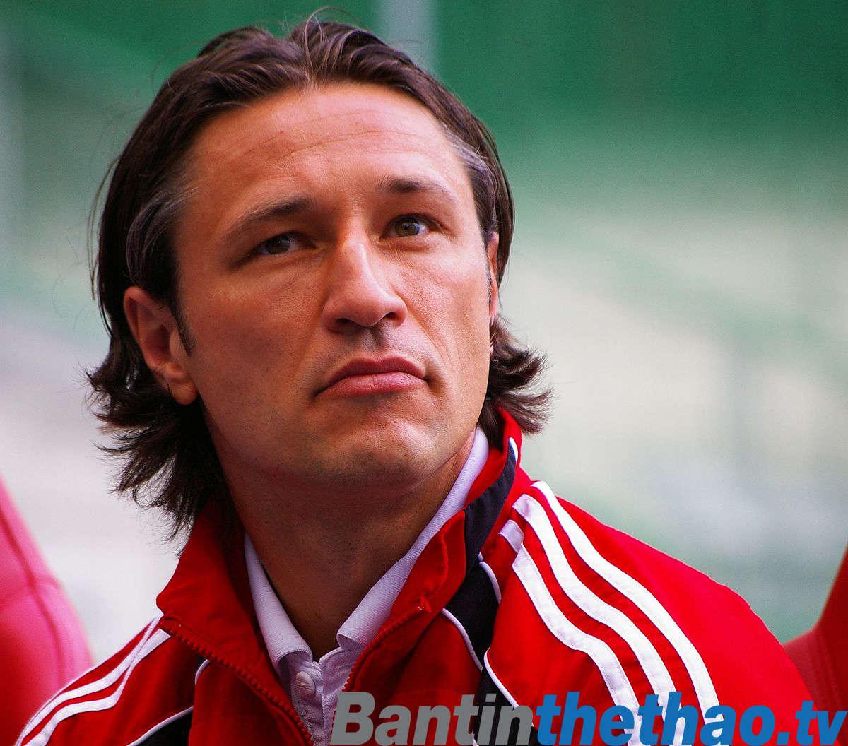 Niko Kovac sẽ là HLV mới ở Bayern Munich