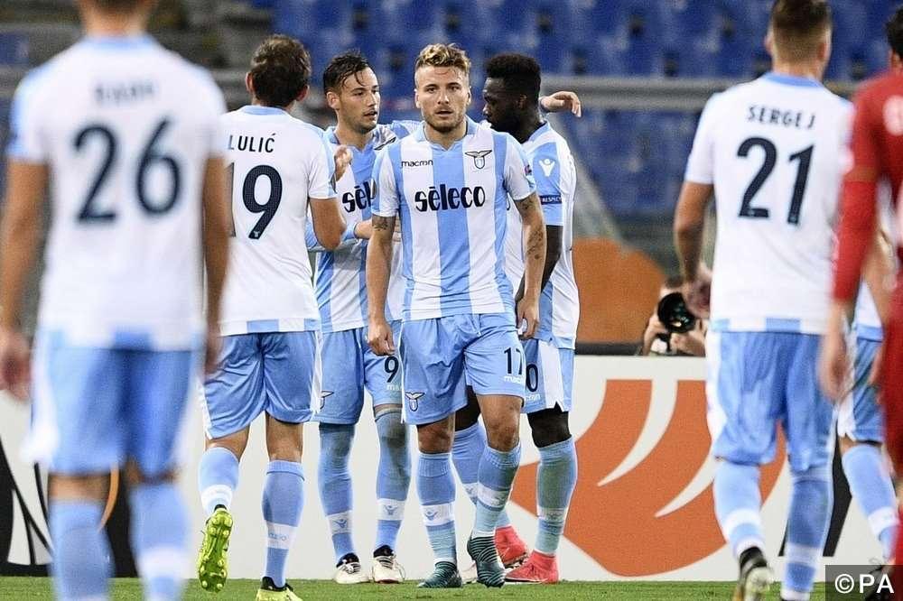 Ciro Immobile của Lazio