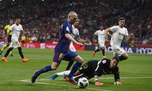 Ông chủ Trung Quốc xác nhận sắp chiêu mộ được Iniesta
