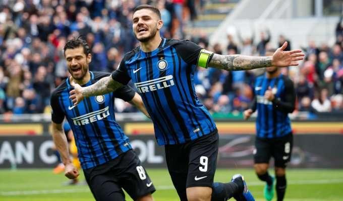 Inter kịp lấy lại được phong độ trước trận derby tại San Siro