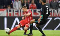 """Kimmich: """"Bayern lẽ ra phải là đội chiến thắng"""""""