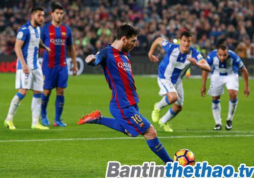 Barca vs Leganes tối nay 08/04/2018 La Liga