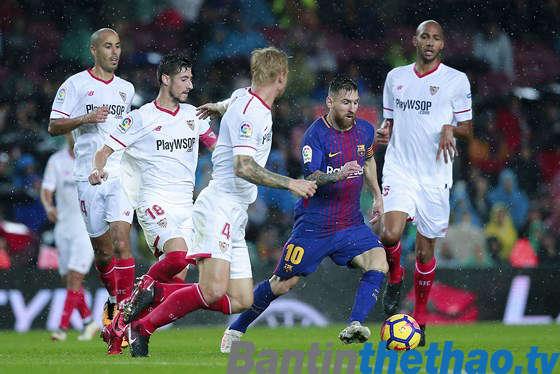 Barca vs Sevilla tối nay 22/4/2018 Cúp Nhà Vua