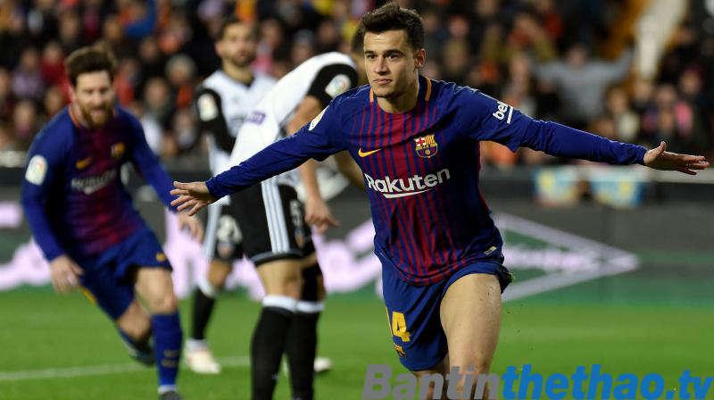 Barca vs Valencia tối nay 14/4/2018 La Liga