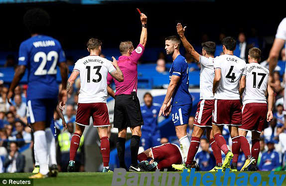 Chelsea vs Burnley tối nay 20/4/2018 Ngoại Hạng Anh