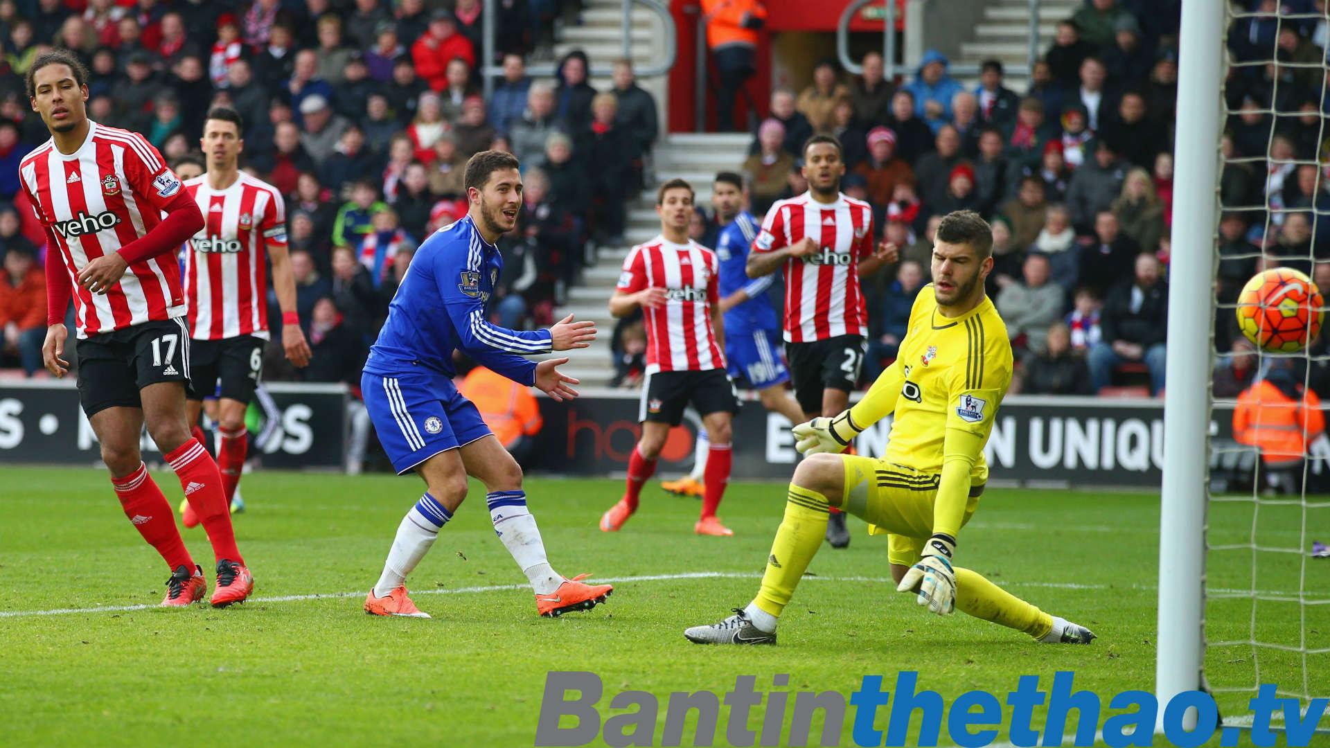 Chelsea vs Southampton tối nay 22/4/2018 Bán kết FA Cup