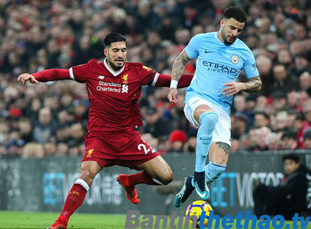 Liverpool vs Man City đêm nay 11/4/2018 Tứ kết Cúp C1