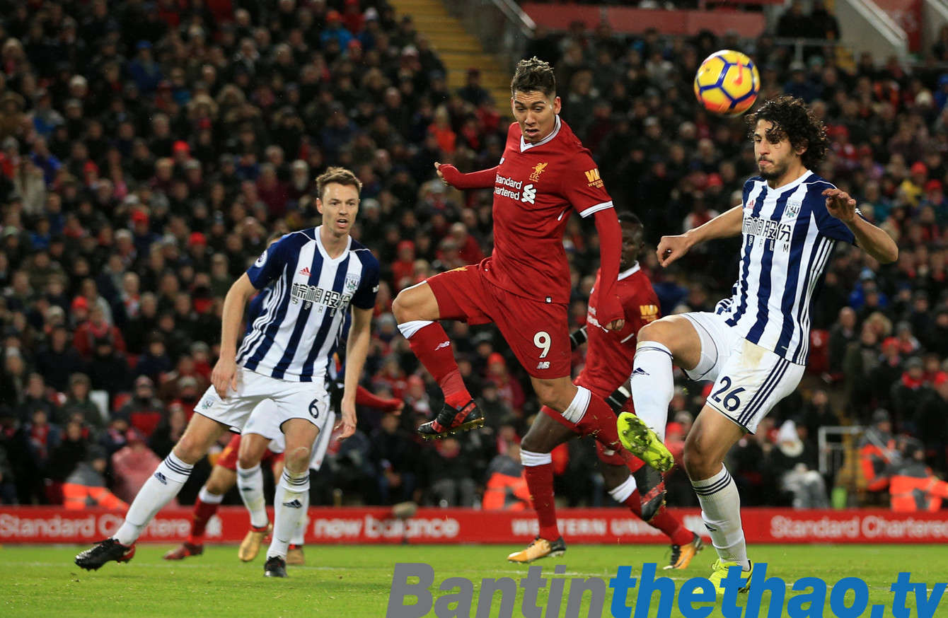 Liverpool vs West Brom tối nay 21/4/2018 Ngoại Hạng Anh