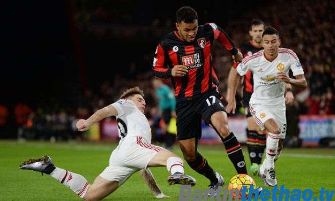 MU vs Bournemouth tối nay 19/4/2018 Ngoại Hạng Anh