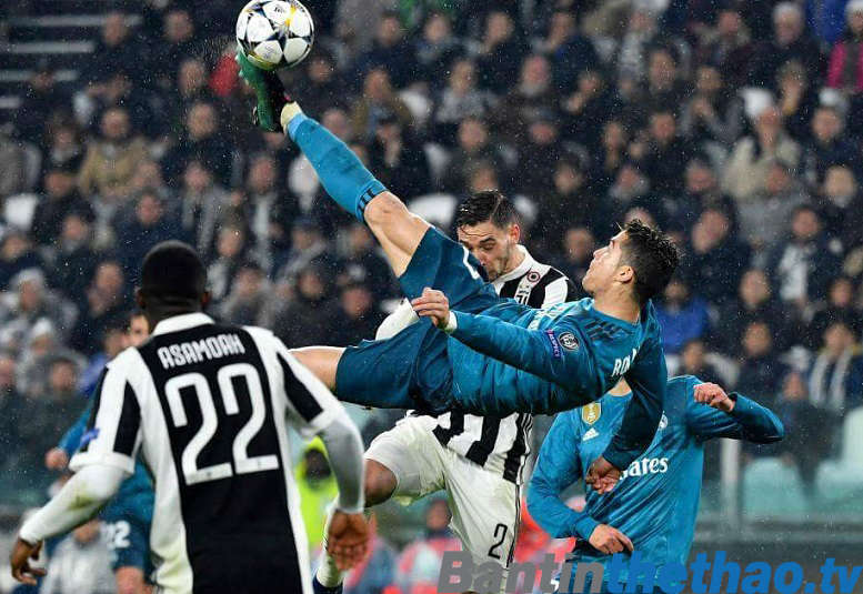 Real vs Juventus đêm nay 12/4/2018 Tứ kết Cúp C1
