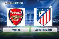 Link xem trực tiếp, link sopcast live stream Arsenal vs Atletico Madrid đêm nay 27/4/2018 Bán kết Europa League