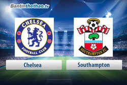 Link xem trực tiếp, link sopcast live stream Chelsea vs Southampton tối nay 22/4/2018 Bán kết FA Cup