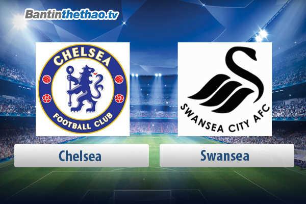 Link xem trực tiếp, link sopcast live stream Chelsea vs Swansea tối nay 28/4/2018 Ngoại Hạng Anh
