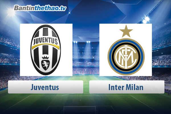 Link xem trực tiếp, link sopcast live stream Juventus vs Inter Milan đêm nay 29/4/2018 Serie A