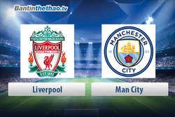 Link xem trực tiếp, link sopcast live stream Liverpool vs Man City đêm nay 11/4/2018 Tứ kết Cúp C1