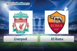 Link xem trực tiếp, link sopcast live stream Liverpool vs Roma đêm nay 25/4/2018 Bán kết Cúp C1