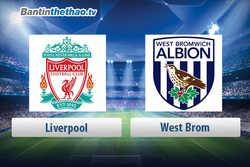 Link xem trực tiếp, link sopcast live stream Liverpool vs West Brom tối nay 21/4/2018 Ngoại Hạng Anh