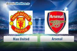Link xem trực tiếp, link sopcast live stream MU vs Arsenal tối nay 29/4/2018 Ngoại Hạng Anh
