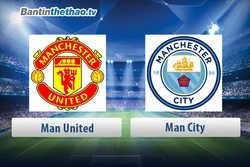 Link xem trực tiếp, link sopcast live stream MU vs Man City tối nay 7/4/2018 Ngoại Hạng Anh