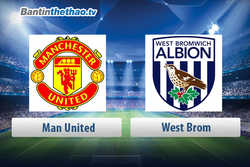 Link xem trực tiếp, link sopcast live stream MU vs West Brom tối nay 15/4/2018 Ngoại Hạng Anh