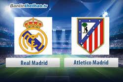 Link xem trực tiếp, link sopcast live stream Real vs Atletico Madrid tối nay 08/04/2018 La Liga