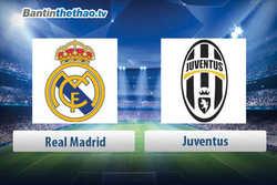 Link xem trực tiếp, link sopcast live stream Real vs Juventus đêm nay 12/4/2018 Tứ kết Cúp C1