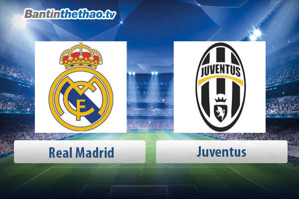Link xem trực tiếp, link sopcast live stream Real vs Juventus đêm nay 4/4/2018 Tứ kết Cúp C1
