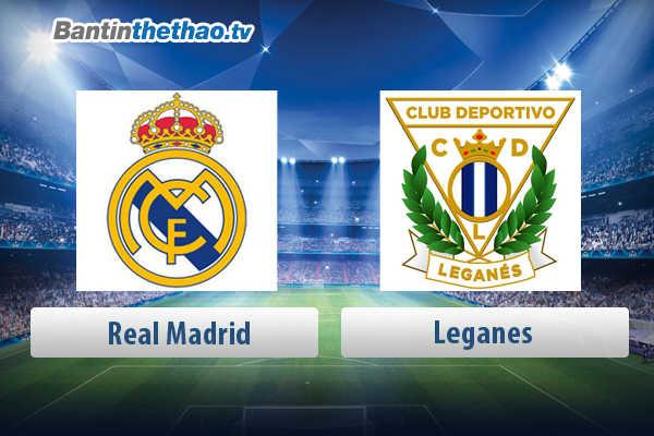 Link xem trực tiếp, link sopcast live stream Real vs Leganes tối nay 28/4/2018 La Liga
