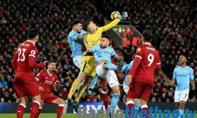 Liverpool vs Man City đêm nay 4/4/2018 Tứ kết Cúp C1