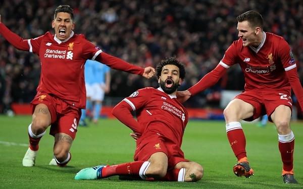 Mohamed Salah kịp trở lại ở trận đấu với Man City
