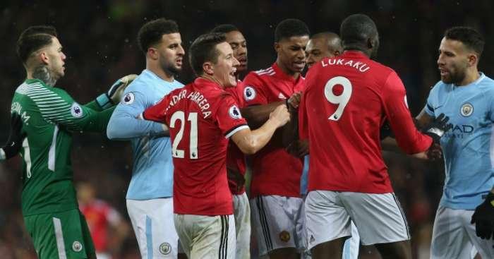 Man City sẽ vô địch nếu thắng Man United