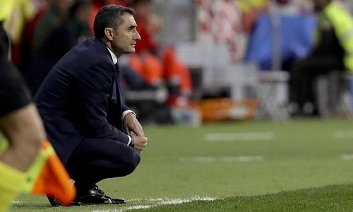 Valverde có thể ra đi dù giúp đội nhà giành cú đúp danh hiệu.
