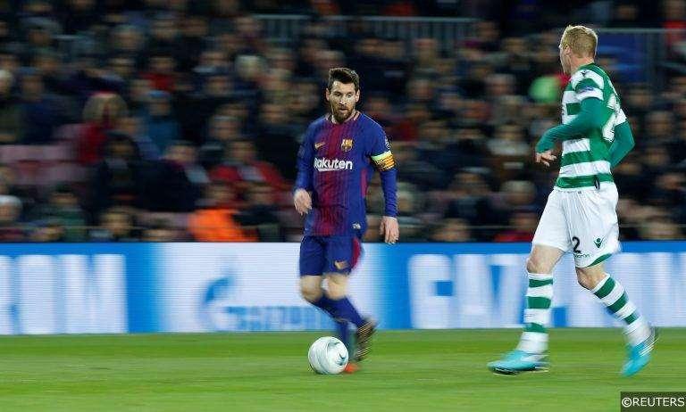 Barcelona đang có lợi thế sau lượt đi