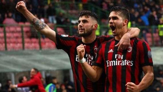 AC Milan hồi sinh mạnh mẽ dưới bàn tay của Gattuso