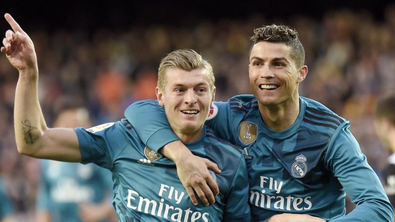 Sau Ronaldo, MU đang triển khai kế hoạch mua Kroos