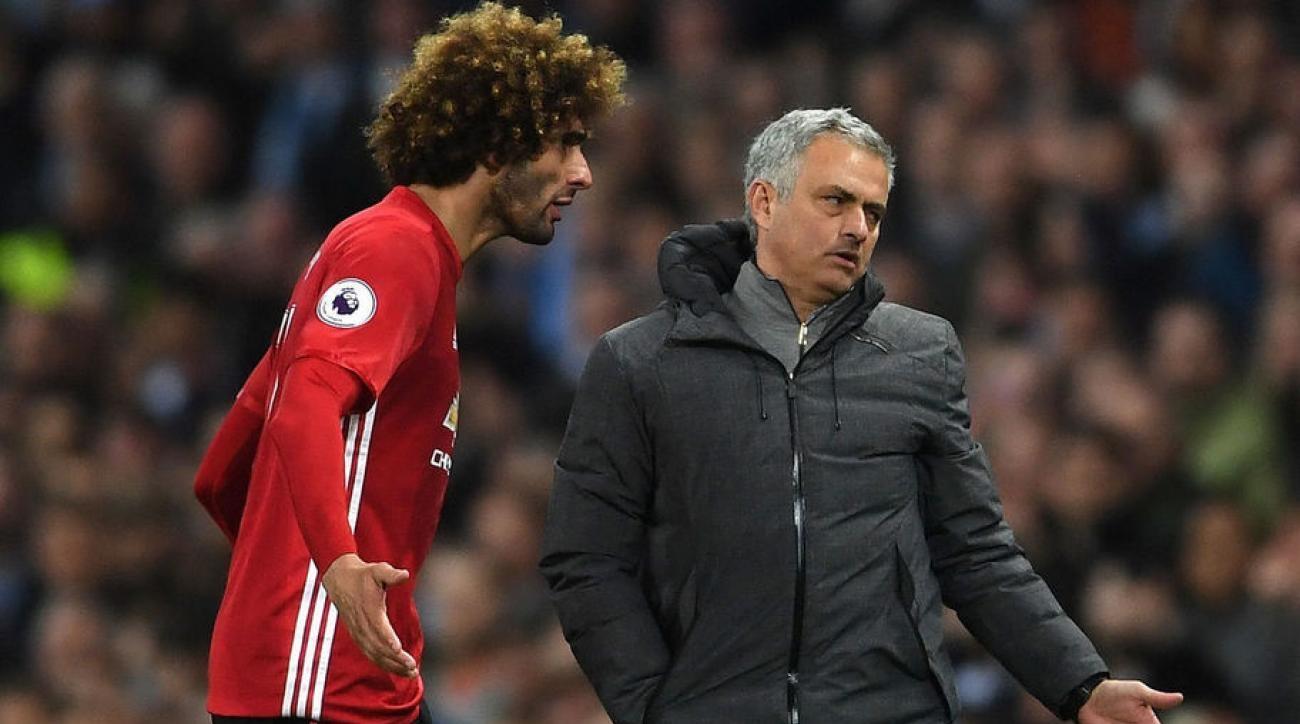 "Mourinho muốn giữ ""thần tài"" Fellaini"