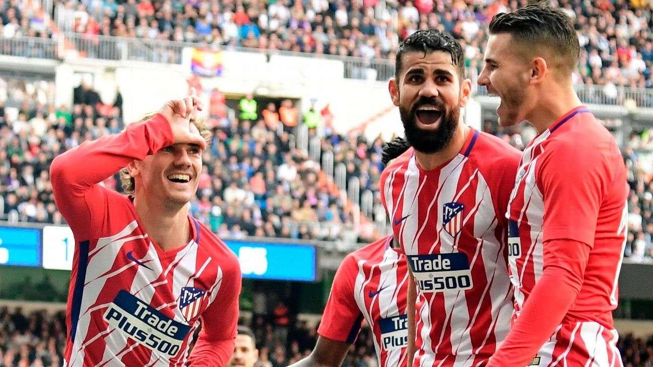 Atletico nâng lương để giữ chân Griezmann