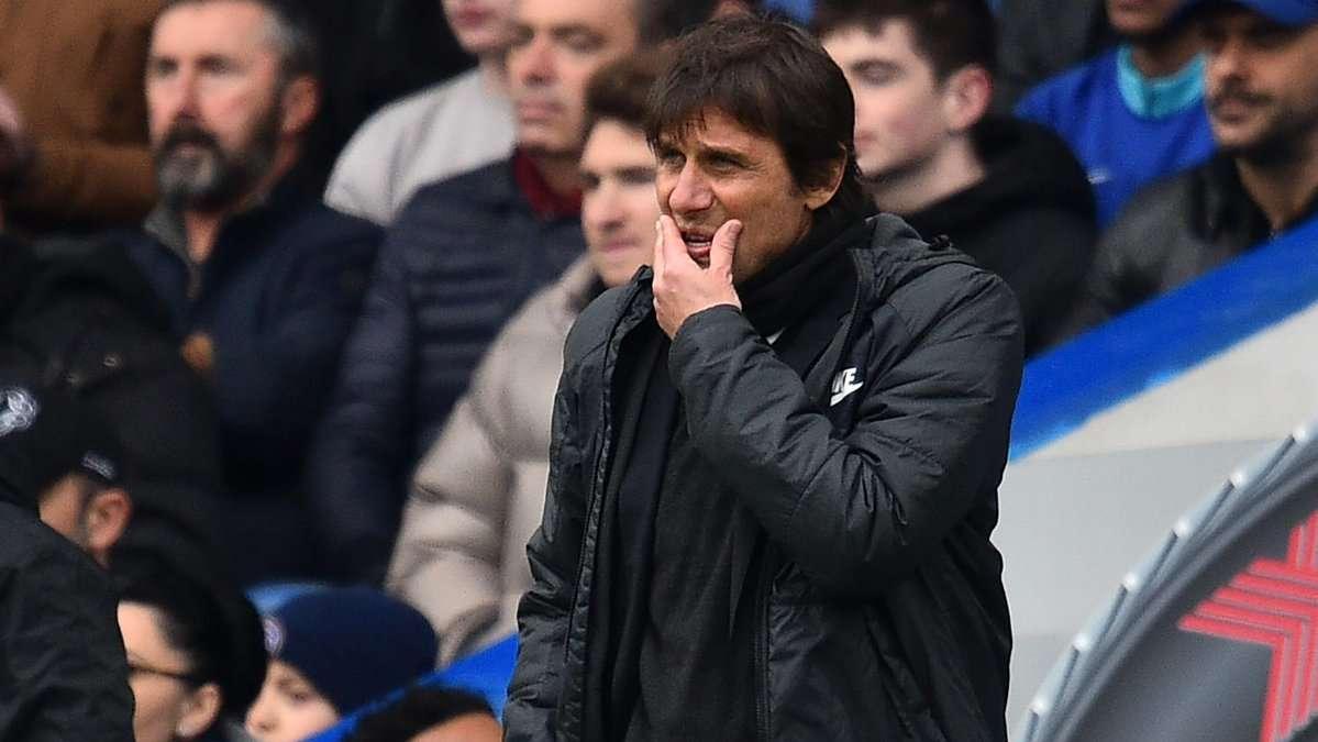 HLV Conte bị chỉ trích buông xuôi, bỏ mặc Chelsea