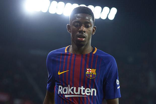 Messi định đẩy Dembele ra khỏi Nou Camp