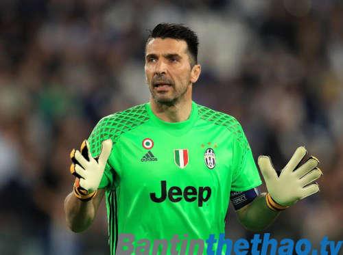Đây sẽ là mùa giải Champions League cuối cùng trong sự nghiệp của Buffon?
