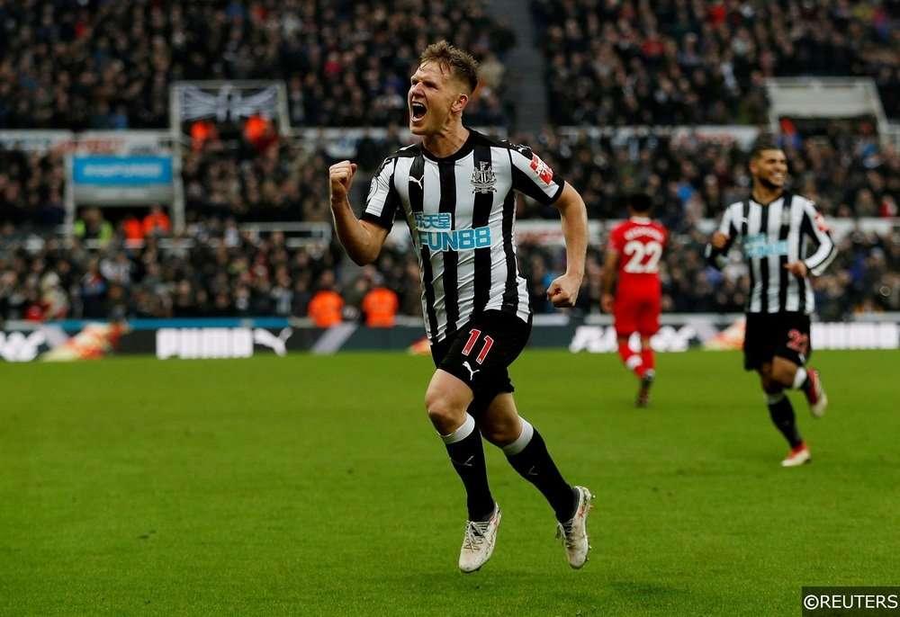 Newcastle đang có phong độ tốt