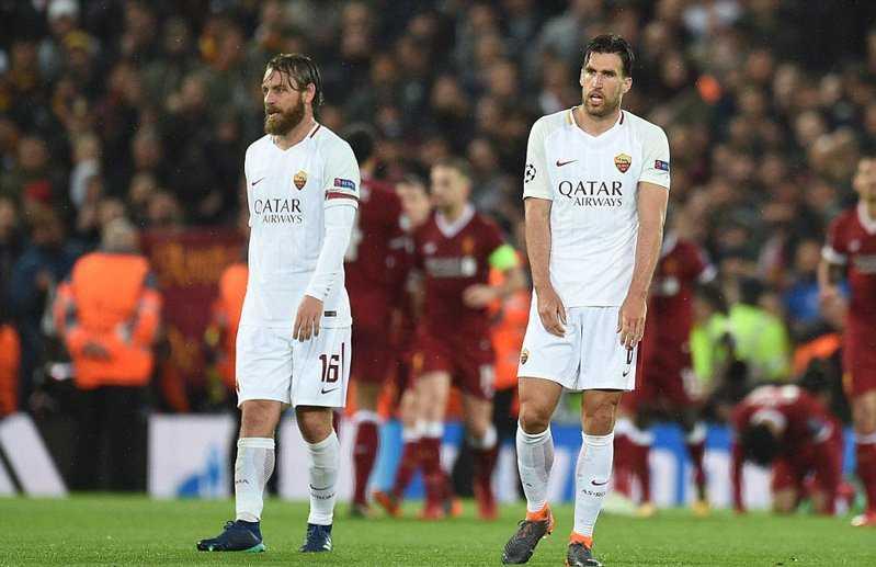 Roma sẽ lại lội ngược dòng trước Liverpool như họ đã từng làm với Barca?