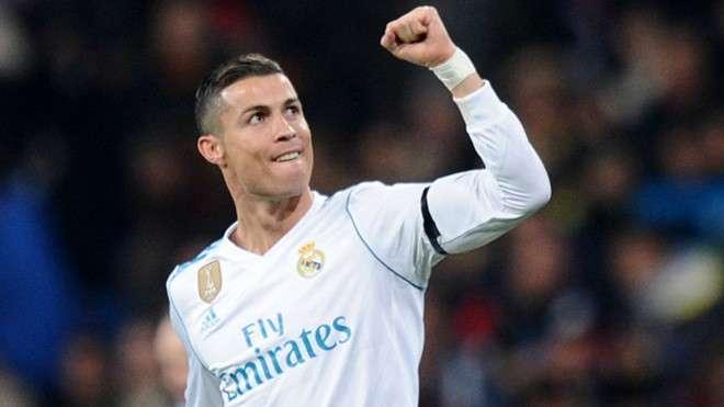 Ronaldo đang là niềm hy vọng của cả Tây Ban Nha ở Champions League