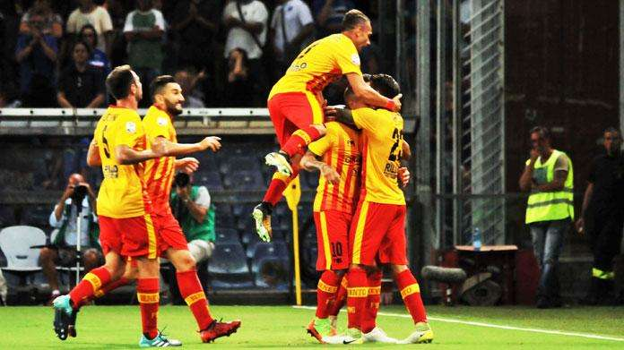 Nỗ lực của Benevento trong giai đoạn lượt về là rất đáng ghi nhận