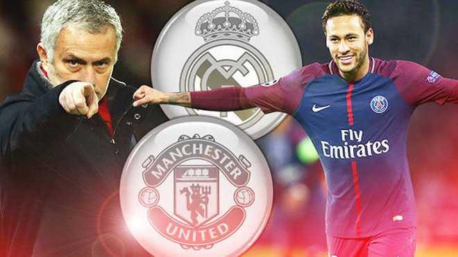 Man City chơi ngông, MU quyết kí Neymar