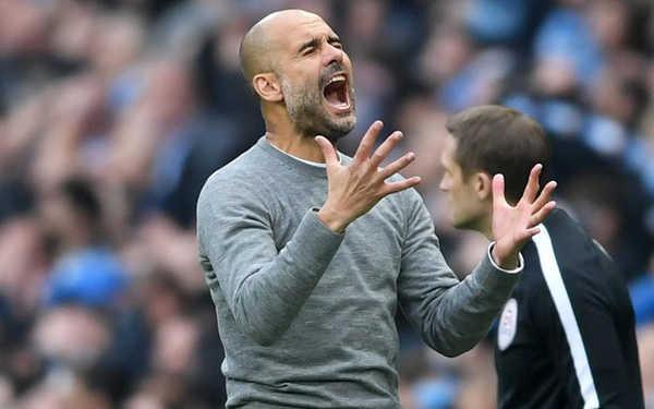 """Cận kề """"cửa tử"""", Pep Guardiola nói gì?"""