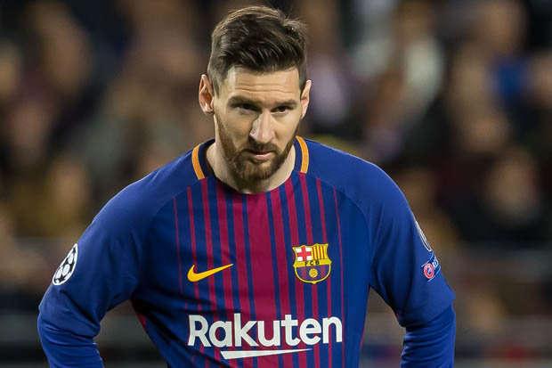 Barca vẫn phụ thuộc quá nhiều vào Messi
