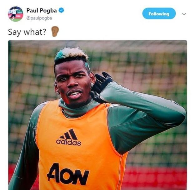Phản ứng của Pogba sau khi Pep Guardiola tuyên bố đã từng từ chối mình trong tháng 1/2018