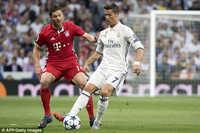 Real Madrid vs Bayern Munich: Trận đấu của những xúc cảm