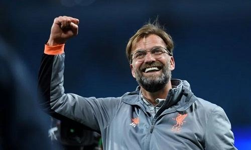 Klopp bị sốc khi nghe tin Barca bị Roma loại.